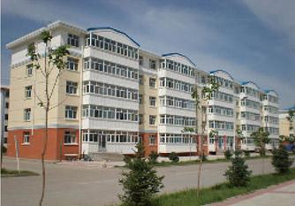 俄罗斯乌兰乌德市尤拉公司商住楼