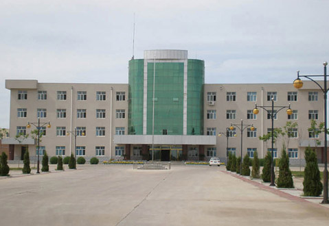 安哥拉农业部大楼